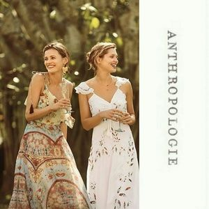 b1250ace76af8 Anthropologie Dresses - 🆕🌱A N T H R O Farm Rio Quintana Maxi Dress